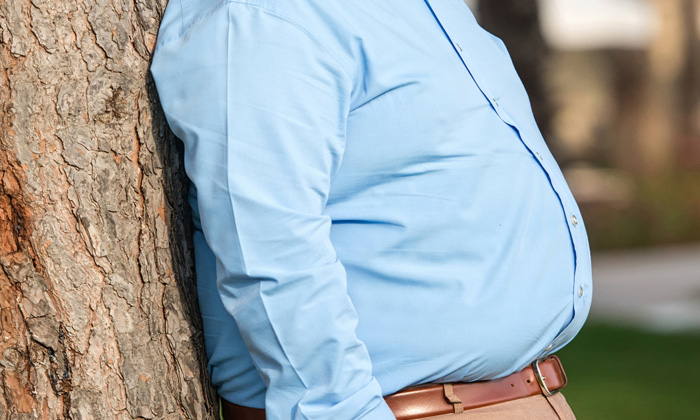 Overweight and obesity favor disease