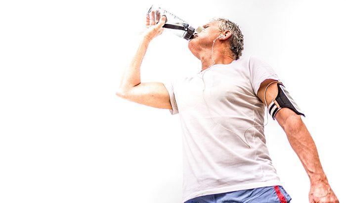 burning calories to lose weight