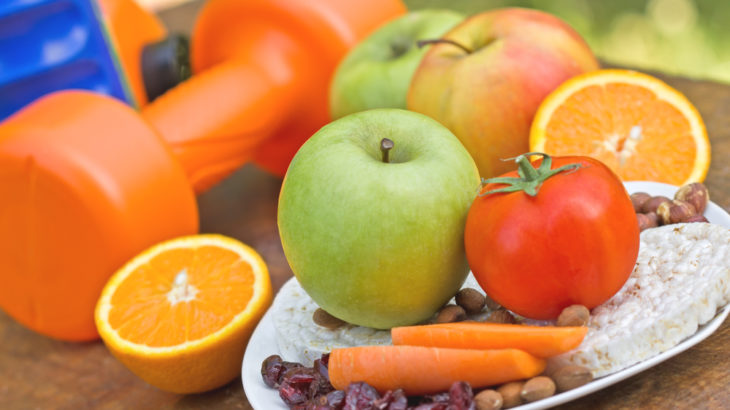 good nutrition with physical activity mediterranean diet