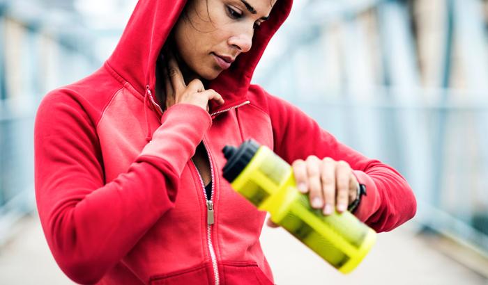 intensidad del ejercicio