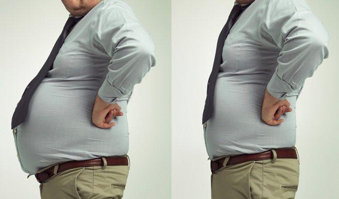 perimetro de la cintura