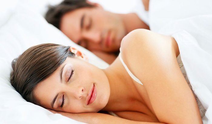 lose weight by sleeping well