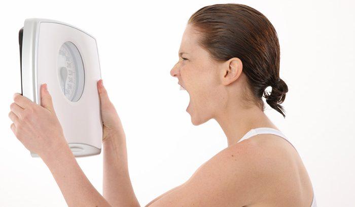 ¿Y si te estancas en tu pérdida de peso?